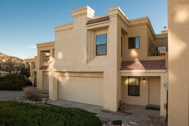 539 Pinon Creek Road SE, Albuquerque, NM 87123 (MLS #912427) :: Your Casa Team