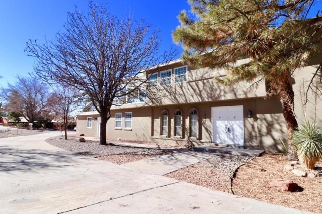 1000 Martingale Lane SE, Albuquerque, NM 87123 (MLS #912560) :: Your Casa Team