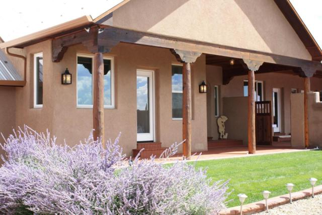 121 Forest Rd 321, Tajique, NM 87016 (MLS #912646) :: Will Beecher at Keller Williams Realty