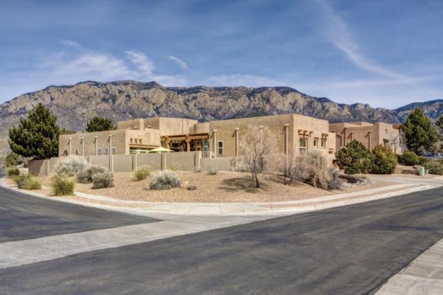 13301 Pine Forest Place NE, Albuquerque, NM 87111 (MLS #912880) :: Your Casa Team