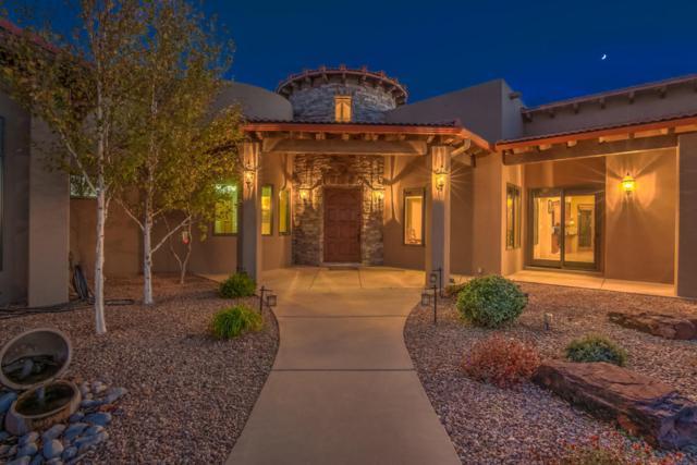 7720 Elena Drive NE, Albuquerque, NM 87122 (MLS #913171) :: Your Casa Team