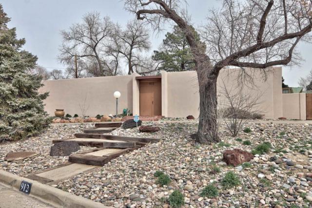 912 Poco Cerro Court SE, Albuquerque, NM 87123 (MLS #913190) :: Your Casa Team