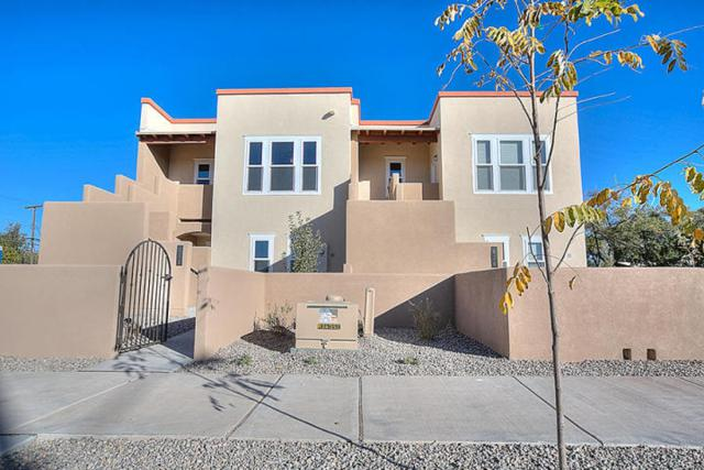 636 14Th Street SW, Albuquerque, NM 87102 (MLS #913392) :: Will Beecher at Keller Williams Realty