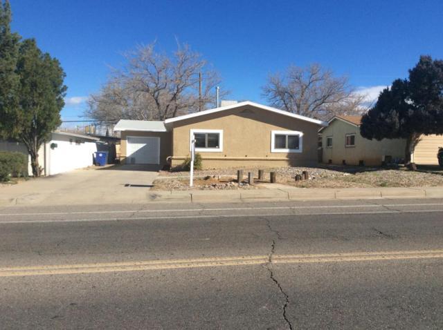10505 Constitution Avenue NE, Albuquerque, NM 87112 (MLS #913393) :: Your Casa Team