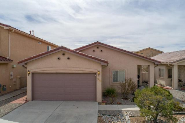 1416 Trail Wind Road NE, Albuquerque, NM 87113 (MLS #913399) :: Your Casa Team