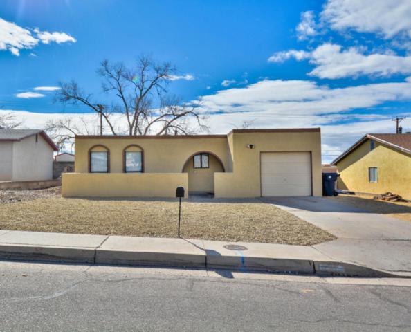 12304 Morrow Avenue NE, Albuquerque, NM 87112 (MLS #913412) :: Your Casa Team