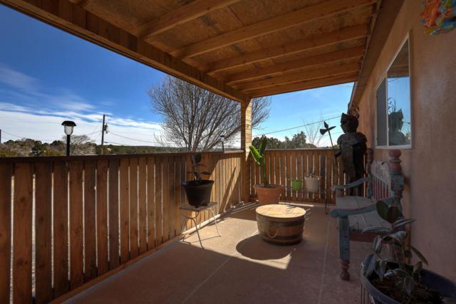 58 Vista Valle Drive, Tijeras, NM 87059 (MLS #913415) :: Your Casa Team