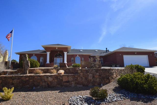 1704 Conestoga Drive SE, Albuquerque, NM 87123 (MLS #913451) :: Your Casa Team