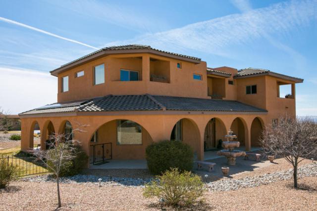 10000 Florence Avenue NE, Albuquerque, NM 87122 (MLS #913557) :: Your Casa Team