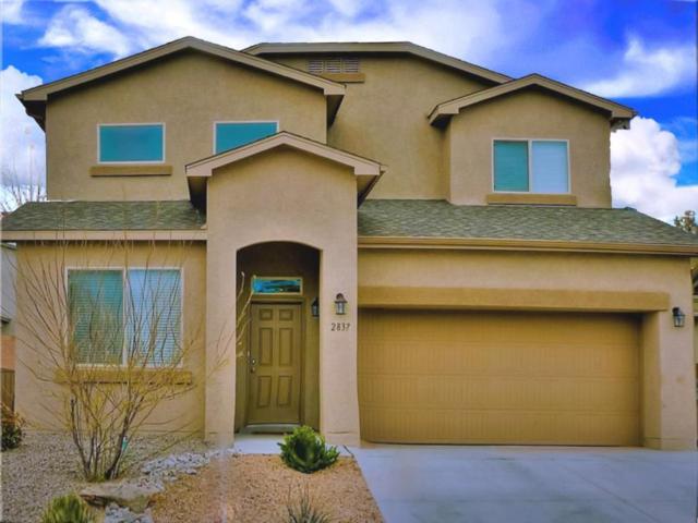 2837 Delicias Road SE, Rio Rancho, NM 87124 (MLS #913558) :: Your Casa Team
