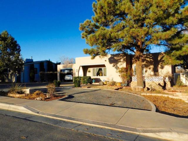 513 Carlisle Boulevard SE, Albuquerque, NM 87106 (MLS #913575) :: Your Casa Team