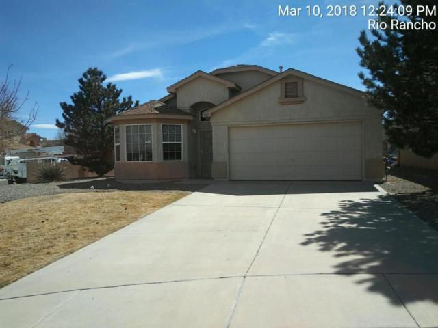 501 Sunny Meadows Drive NE, Rio Rancho, NM 87144 (MLS #913607) :: Your Casa Team