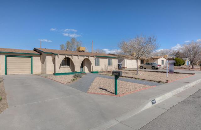 709 Mildred Street NE, Albuquerque, NM 87123 (MLS #913609) :: Your Casa Team