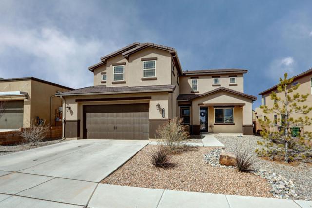 7155 Wrangell Loop NE, Rio Rancho, NM 87144 (MLS #913618) :: Your Casa Team