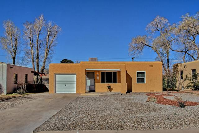 1221 Dartmouth Drive NE, Albuquerque, NM 87106 (MLS #913631) :: Your Casa Team