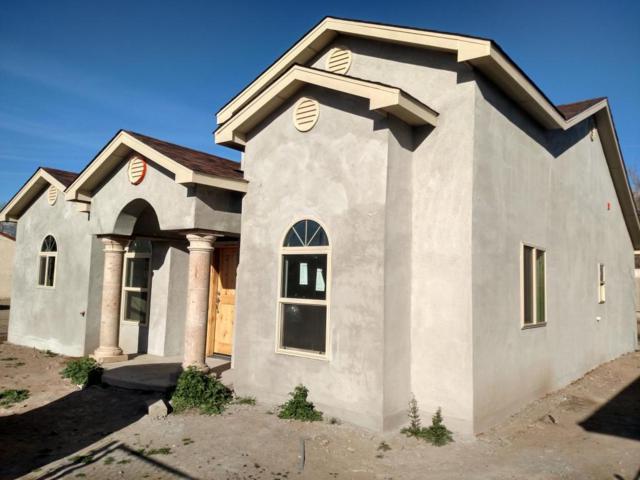 1250 7th Street NW, Albuquerque, NM 87102 (MLS #913635) :: Your Casa Team