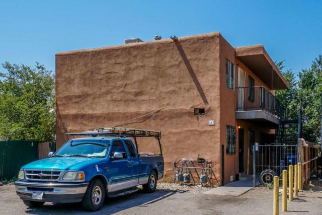 447 Wisconsin Street NE, Albuquerque, NM 87108 (MLS #913735) :: Will Beecher at Keller Williams Realty