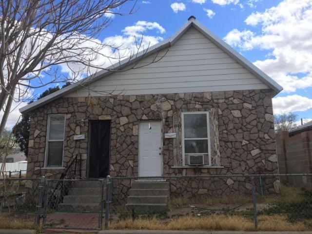 1002 Edith Street SE, Albuquerque, NM 87102 (MLS #913844) :: Will Beecher at Keller Williams Realty