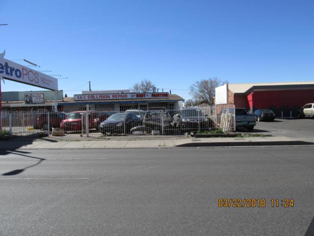 8918 Central Avenue SE, Albuquerque, NM 87123 (MLS #913964) :: Campbell & Campbell Real Estate Services