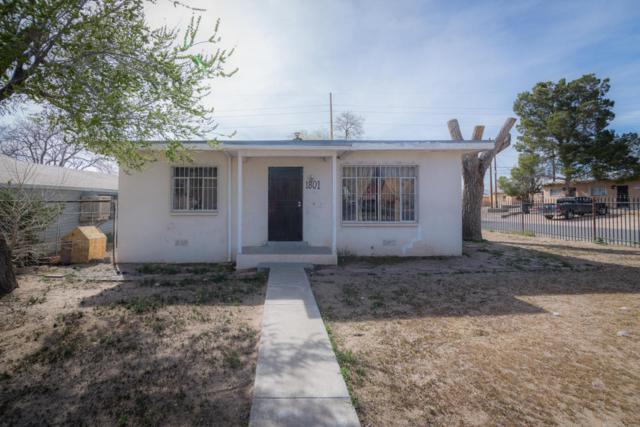 1801 Edith Boulevard SE, Albuquerque, NM 87102 (MLS #914103) :: Will Beecher at Keller Williams Realty