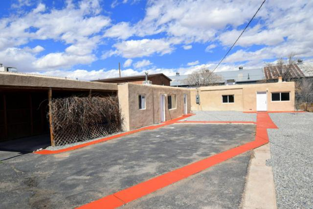 625 Towner Avenue NW, Albuquerque, NM 87102 (MLS #914660) :: Campbell & Campbell Real Estate Services