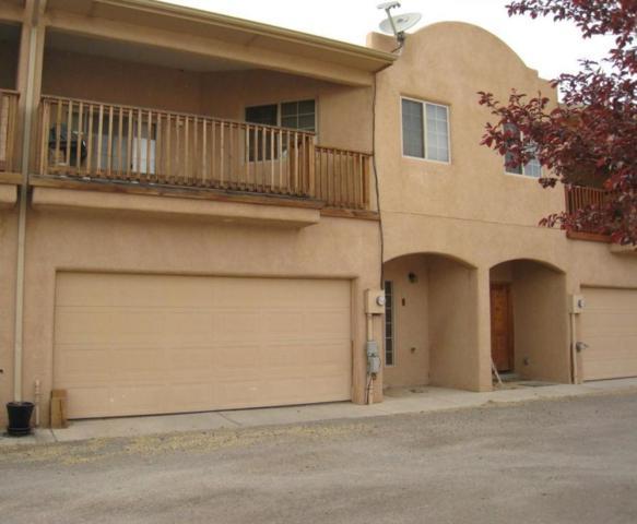 111 Avenida Bernalillo Apt C, Bernalillo, NM 87004 (MLS #914867) :: Campbell & Campbell Real Estate Services