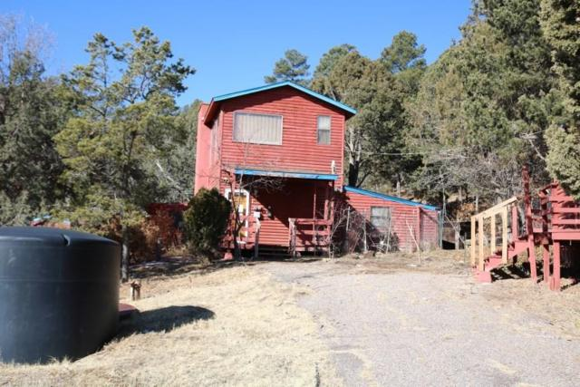 112 Kuhn Drive, Tijeras, NM 87059 (MLS #914952) :: Will Beecher at Keller Williams Realty