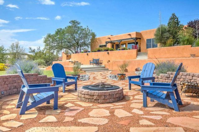 775 Windsong Lane, Corrales, NM 87048 (MLS #915134) :: Campbell & Campbell Real Estate Services