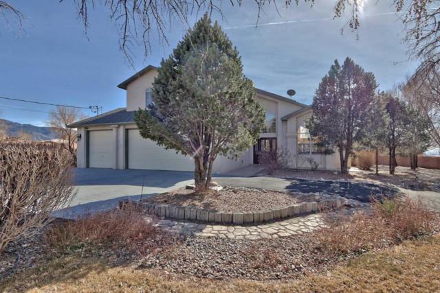 10410 Modesto Avenue NE, Albuquerque, NM 87122 (MLS #915143) :: Your Casa Team