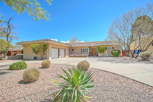 714 Valverde Drive SE, Albuquerque, NM 87108 (MLS #915265) :: Your Casa Team