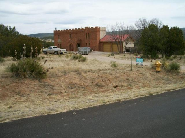 54 Rincon Loop, Tijeras, NM 87059 (MLS #915398) :: Campbell & Campbell Real Estate Services