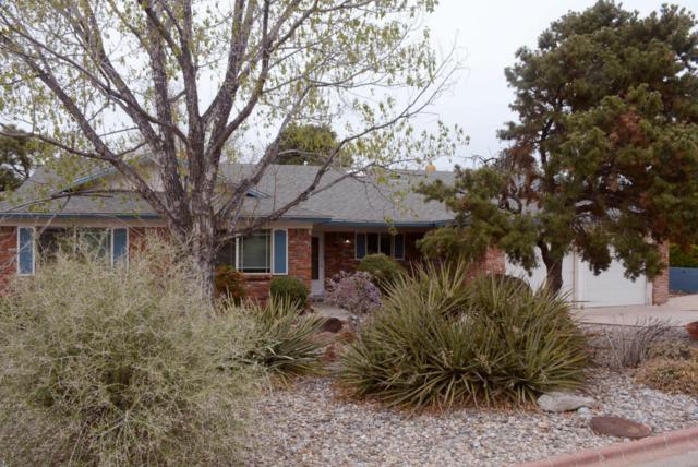 909 Matador Drive SE, Albuquerque, NM 87123 (MLS #915505) :: Your Casa Team