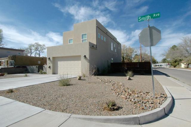 3821 Smith Avenue SE, Albuquerque, NM 87108 (MLS #915524) :: Your Casa Team