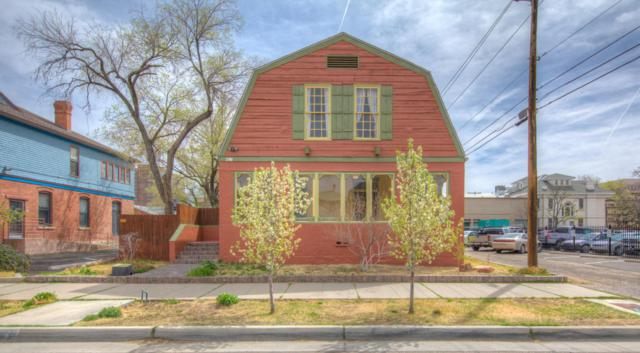 216 9Th Street NW, Albuquerque, NM 87102 (MLS #915562) :: Campbell & Campbell Real Estate Services