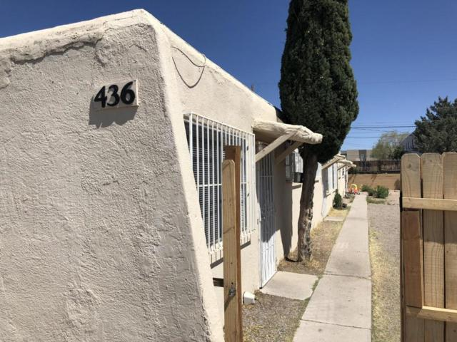 436 Chama Street SE A-D, Albuquerque, NM 87108 (MLS #915581) :: Will Beecher at Keller Williams Realty