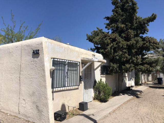 432 Chama Street SE A-D, Albuquerque, NM 87108 (MLS #915582) :: Will Beecher at Keller Williams Realty