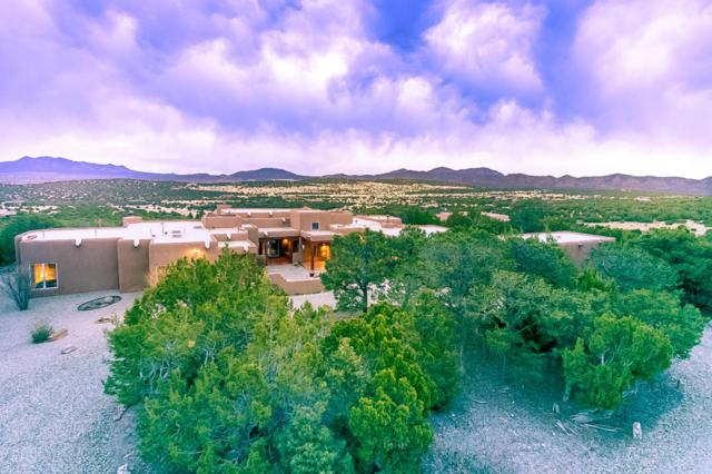 11 Osito Road, Sandia Park, NM 87047 (MLS #915587) :: Will Beecher at Keller Williams Realty