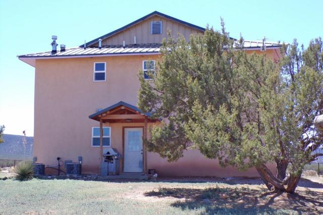 108 Chupadero Road, Mountainair, NM 87036 (MLS #915621) :: Campbell & Campbell Real Estate Services
