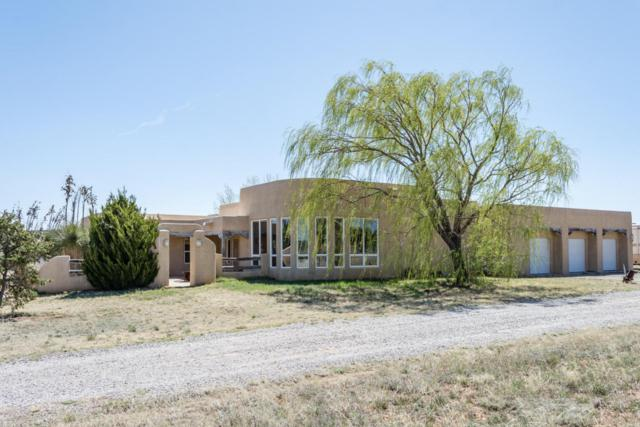 35 Richland Drive, Tijeras, NM 87059 (MLS #915691) :: Campbell & Campbell Real Estate Services