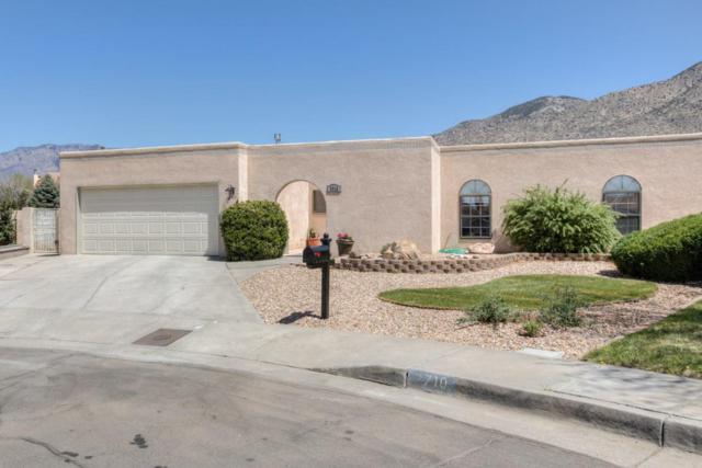 2710 Compa Court NE, Albuquerque, NM 87112 (MLS #915692) :: Your Casa Team