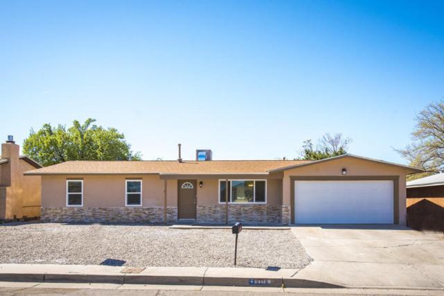 6116 Kingston Avenue NE, Albuquerque, NM 87109 (MLS #915697) :: Will Beecher at Keller Williams Realty