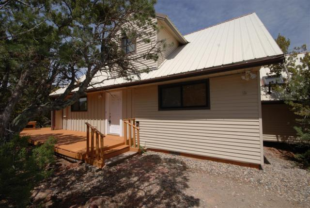 9 Pinon Heights Road, Sandia Park, NM 87047 (MLS #915830) :: Campbell & Campbell Real Estate Services