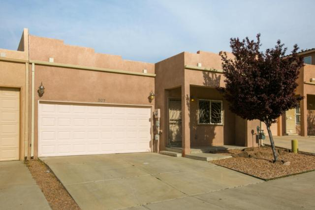 207 Lanier Drive SE, Albuquerque, NM 87123 (MLS #915867) :: Your Casa Team