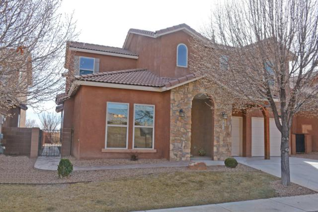 1211 Alvarado Way, Bernalillo, NM 87004 (MLS #915983) :: Campbell & Campbell Real Estate Services