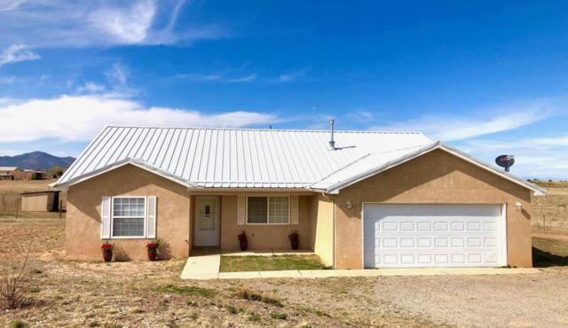 209 Venus Road, Edgewood, NM 87015 (MLS #916006) :: Campbell & Campbell Real Estate Services