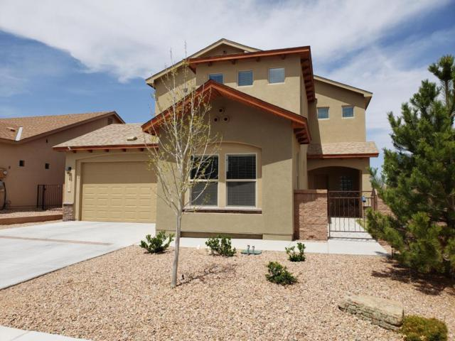 6519 Basket Weaver Avenue NW, Albuquerque, NM 87114 (MLS #916018) :: The Bigelow Team / Realty One of New Mexico