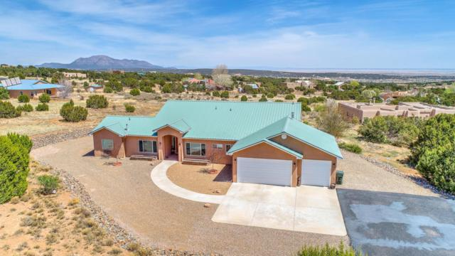 25 Lauren Taylor Court, Tijeras, NM 87059 (MLS #916032) :: Campbell & Campbell Real Estate Services