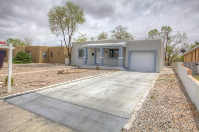 4708 Crest Avenue SE, Albuquerque, NM 87108 (MLS #916048) :: Your Casa Team