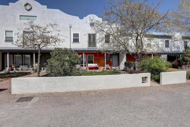 374 Los Ranchos Road NW, Los Ranchos, NM 87107 (MLS #916051) :: Your Casa Team