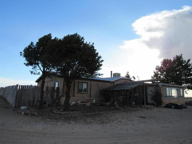 51 Spangler Road, Estancia, NM 87016 (MLS #916110) :: Campbell & Campbell Real Estate Services